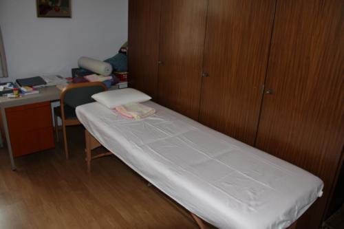 10 de oude massage tafel