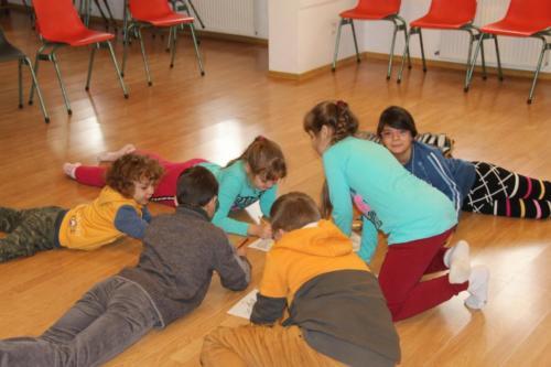 11 de jeugd in Casa Nazaret