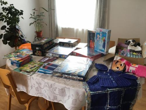 16 boeken en spellen voor de kinderen