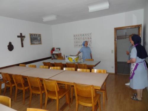 36 werklokaal in het kinderhuis