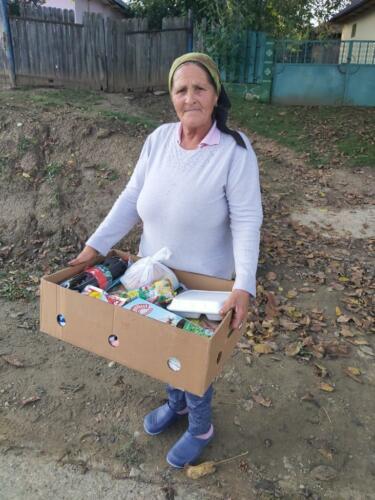 4f onze stichting sponsort ook de voedselbank in Roman