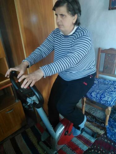 5, fietsoefeningen